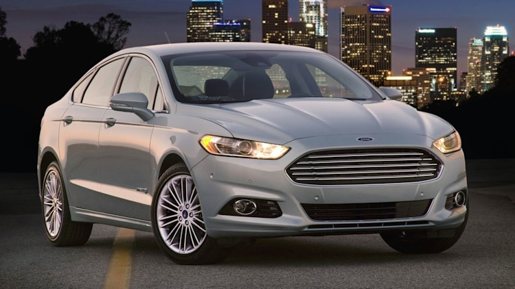 Midsize Sedan - Ford Fusion Hybrid