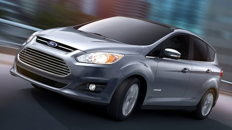 Full-Size Hatchback - Ford C-Max Hybrid