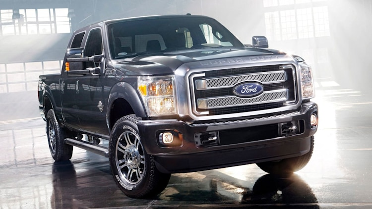 No. 4 Best - Ford F-250