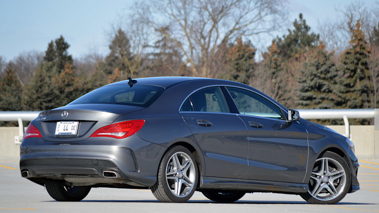 Image gallery 2014 cla review for 2014 mercedes benz cla class review