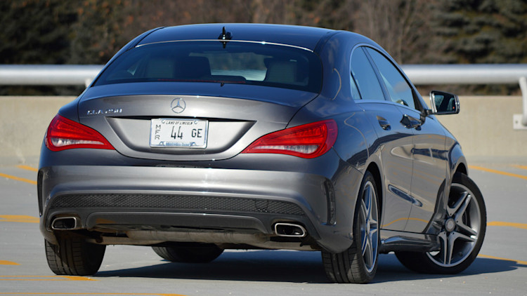 2014 mercedes benz cla250 review photo gallery autoblog for 2014 mercedes benz cla250 for sale