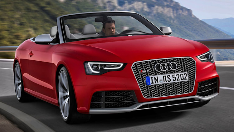 No. 4 Sexiest - Audi RS 5