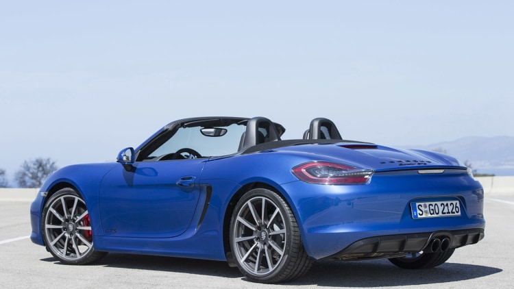 Porsche reviving 718 name for new Boxster and Cayman ...