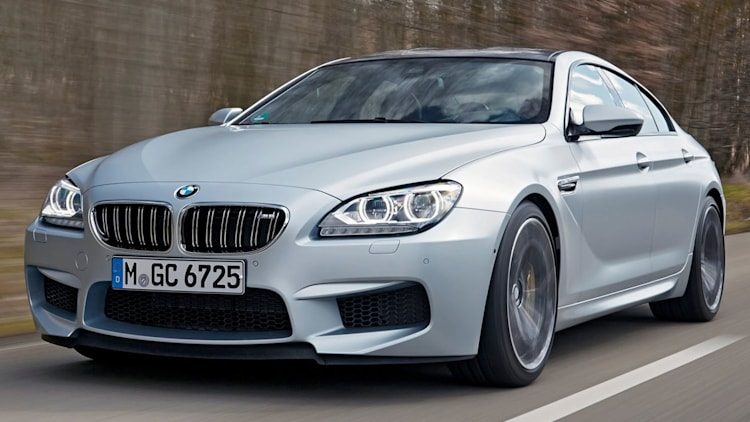 Sedan: BMW M6 Gran Coupe