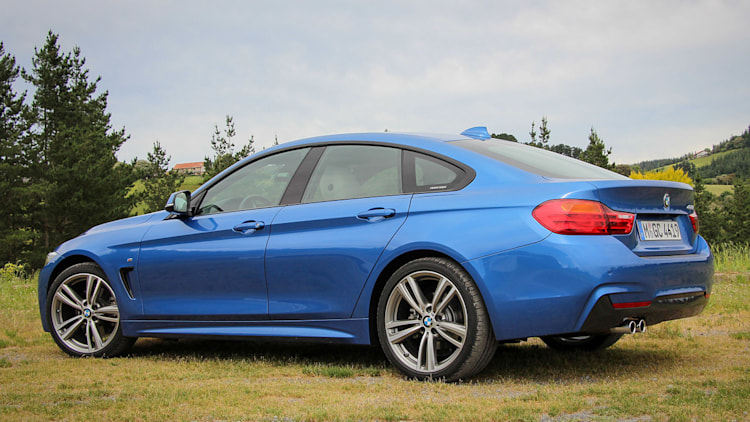 2015 bmw 4 series gran coupe autoblog. Cars Review. Best American Auto & Cars Review