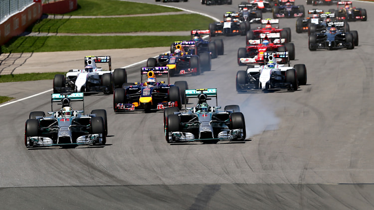 Canadian F1 Grand Prix