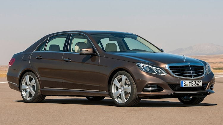 Superior Pick: Mercedes-Benz E-Class