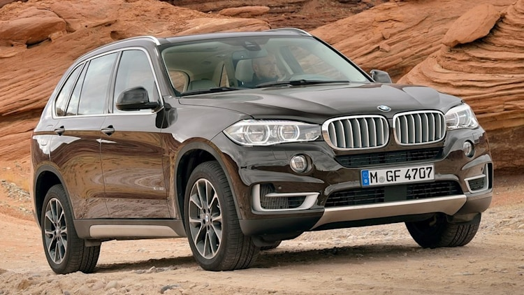 Superior Pick: BMW X5