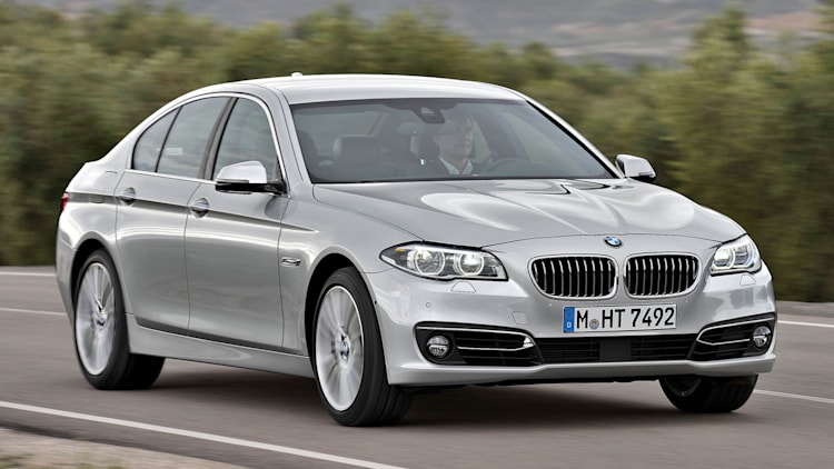 Superior Pick: BMW 5 Series