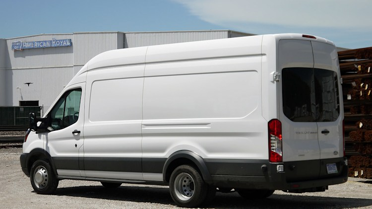 2015 Ford Transit First Drive - Autoblog