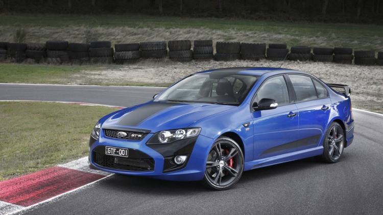 ford australia launches falcon gt f 351 last of its line. Cars Review. Best American Auto & Cars Review