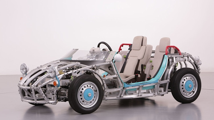 Camatte Concept Puts The Toy Back In Toyota W Videos