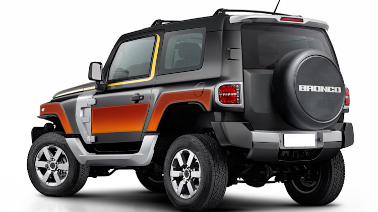 ford bronco renderings photo gallery autoblog. Black Bedroom Furniture Sets. Home Design Ideas