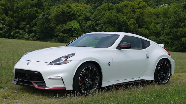 2015 nissan 370z nismo autoblog. Black Bedroom Furniture Sets. Home Design Ideas