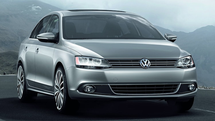 Volkswagen Jetta (2009 and later)