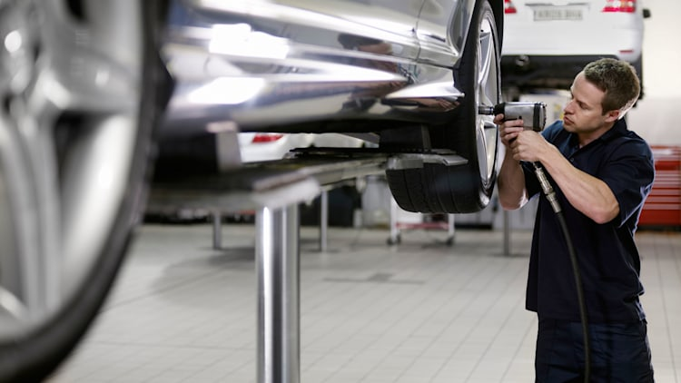 2. Changing Tires Without An Alignment