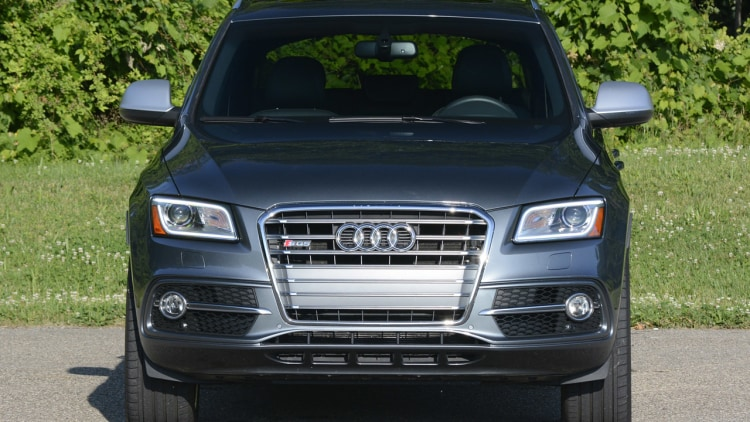 Order 2014 Audi Sq5 Autos Post