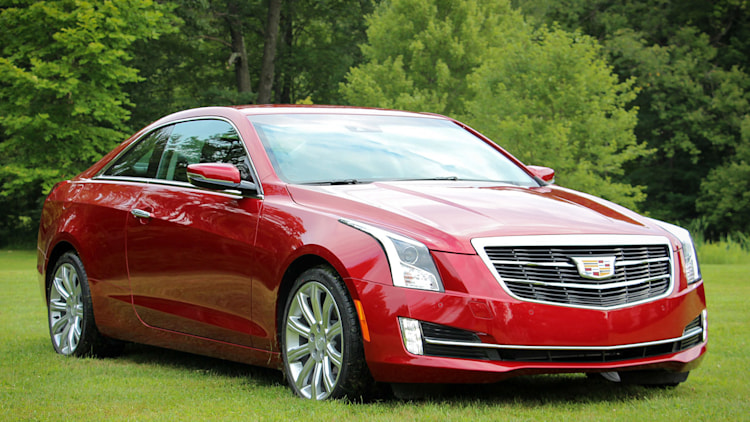 2015 Cadillac ATS Coupe First Drive - Autoblog