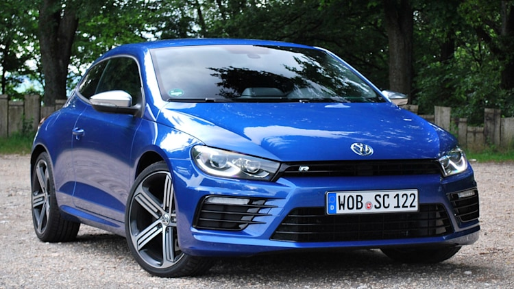 2014 volkswagen scirocco r first drive autoblog. Black Bedroom Furniture Sets. Home Design Ideas