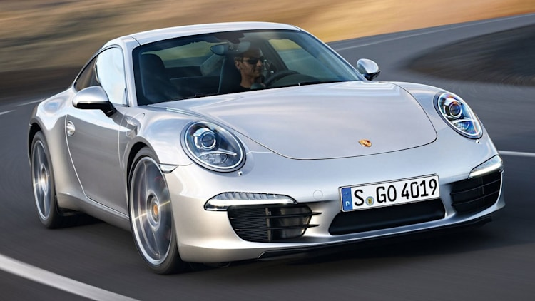 Midsize Premium Sporty Car - 2014 Porsche 911