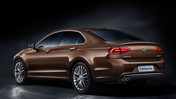 Lamando Is Chinese For Vw Jetta Cc W Video Autoblog