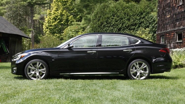 Used 2015 INFINITI Q70 for sale - Pricing &amp- Features   Edmunds