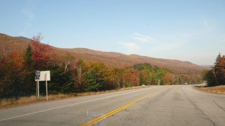 Route 302, New Hampshire