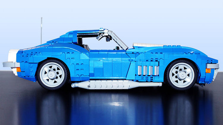 Five Awesome Lego Car Creations Update Autoblog