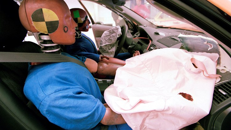 Don't have to have: Advanced airbags