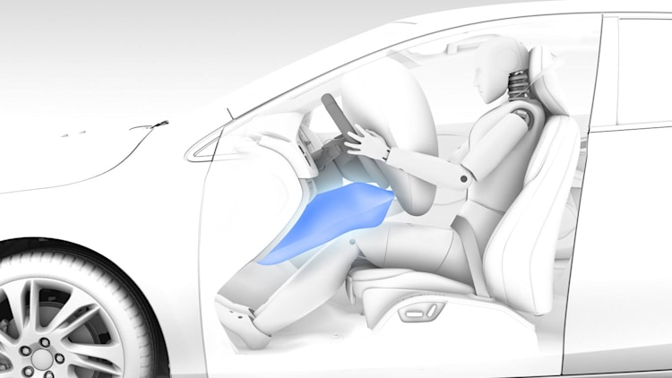 Don't have to have: Knee airbags