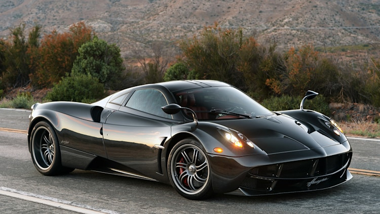 Pagani Huayra Sold Out Autoblog