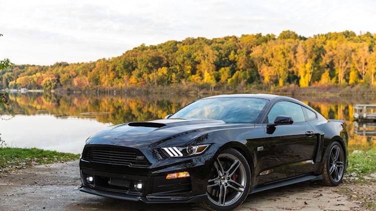 Roush Mustang RS2