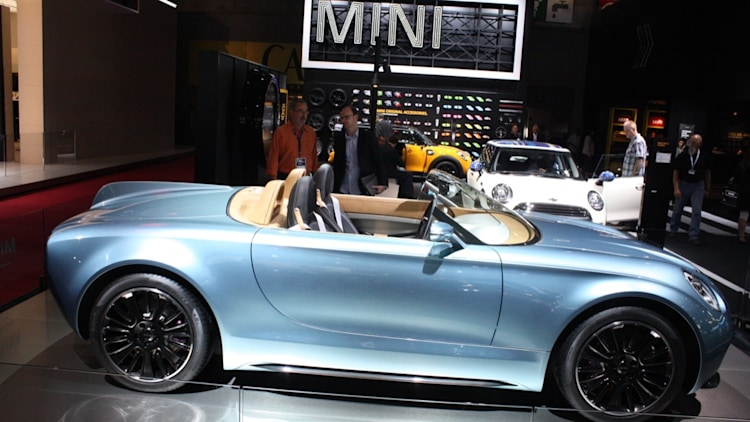 Mini Superleggera Vision Specs And Release Date 2015 Mercedes Benz S ...