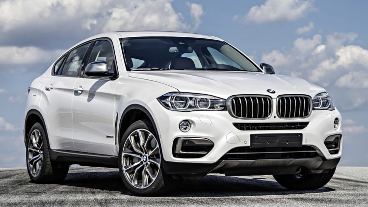 2015 bmw x6 first drive autoblog. Black Bedroom Furniture Sets. Home Design Ideas