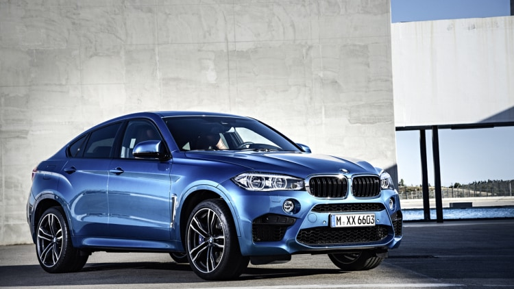 Certified Preowned Bmw >> 2016 BMW X6 M Photo Gallery - Autoblog