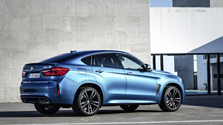 2016 Bmw X6 M Photo Gallery Autoblog
