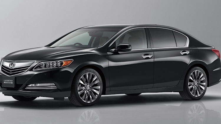 2015 Honda Legend (JDM) Photo Gallery - Autoblog