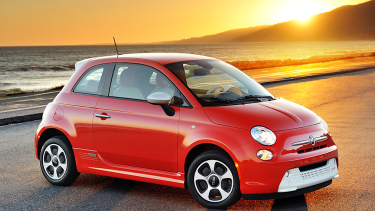 The Five Most Efficient Electric Hatchbacks Sold In America