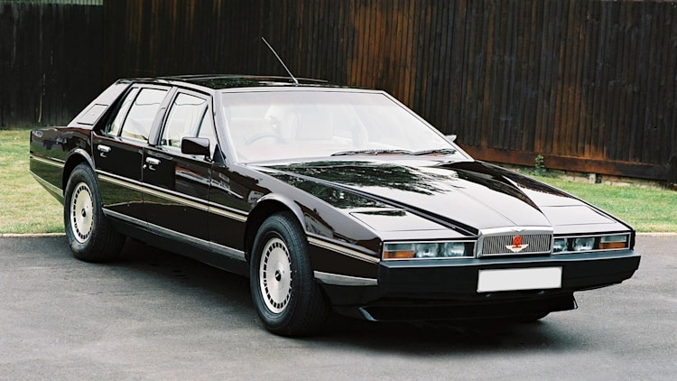 Why you should run out and buy a vintage Aston Martin Lagonda