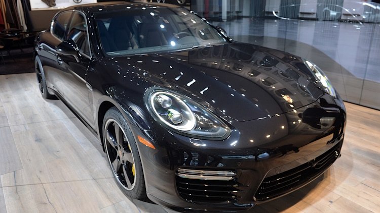 2015 porsche panamera exclusive series is a seriously quick way to spend 260k