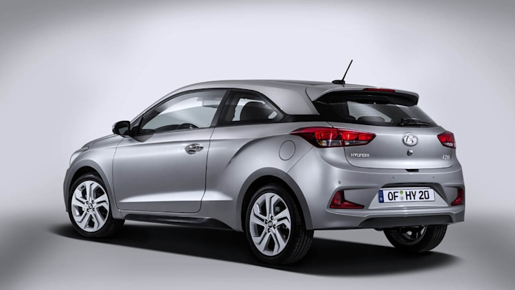 Hyundai Spices Up Euro Lineup With I20 Coupe I30 Turbo