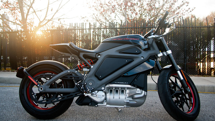 We Will See An Electric Harley Davidson Within Five Years