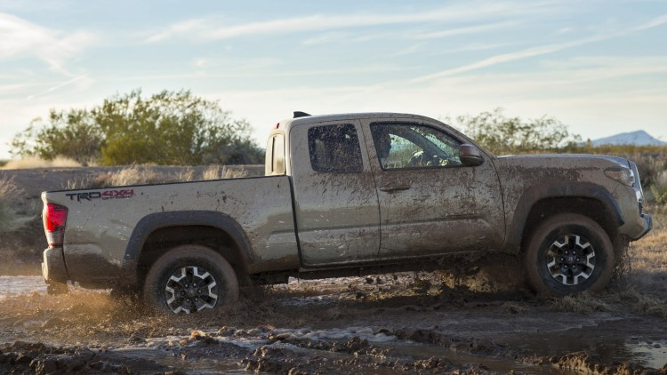 2016 Toyota Tacoma Access Cab revealed along with more details ...