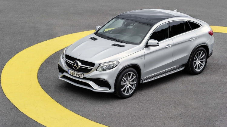mercedes gle to debut in ny will get plug in variant autoblog. Black Bedroom Furniture Sets. Home Design Ideas