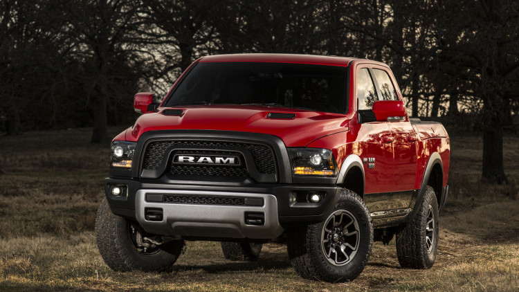 2015 Ram 1500 Rebel priced from 43985  Autoblog
