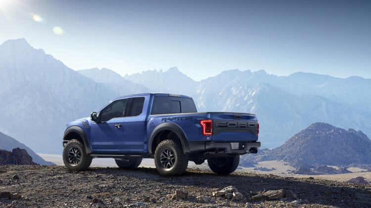 2017 Ford F-150 Raptor Is Coming Soon