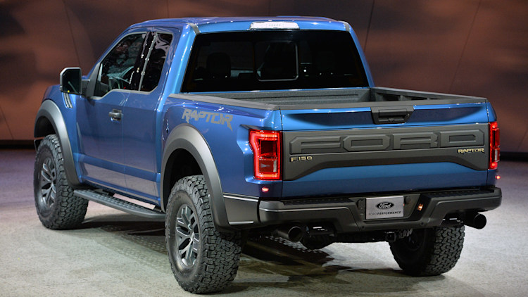 Ford F150 Raptor gets EcoBoost V6 new chassis and aluminum body