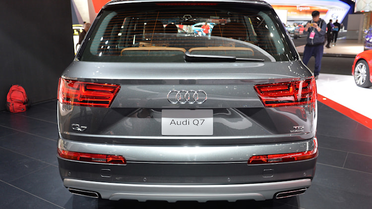 2015 Audi Q7 Reliability  US News amp World Report