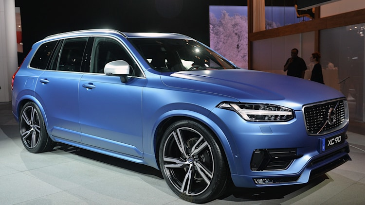 A 350 Hp Volvo Xc90 Polestar May Be In The Works Autoblog