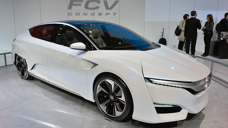 new car releases 2016 usaHonda gives itself room to delay FCV hydrogen car until June 2017